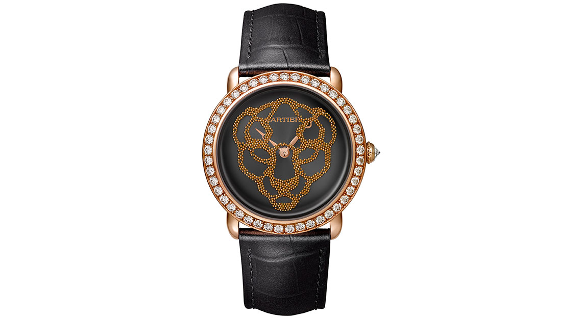 Cartier Revelation d'Une Panthere Watch