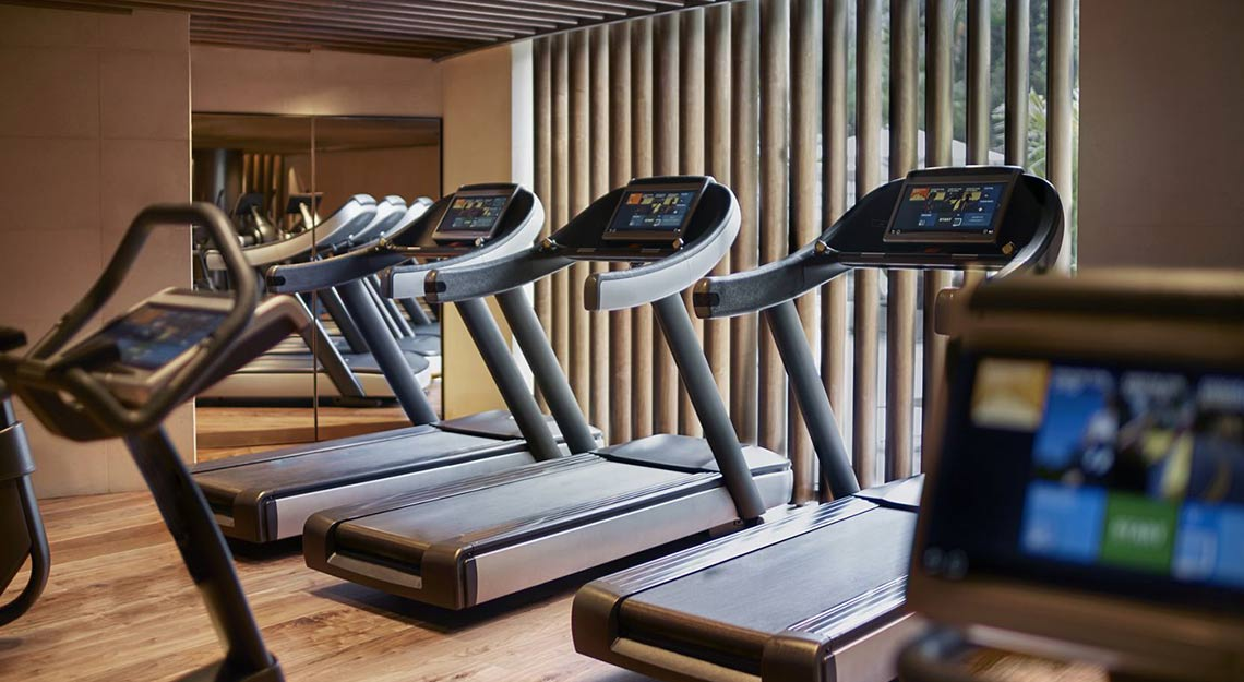 The Ritz-Carlton Gym