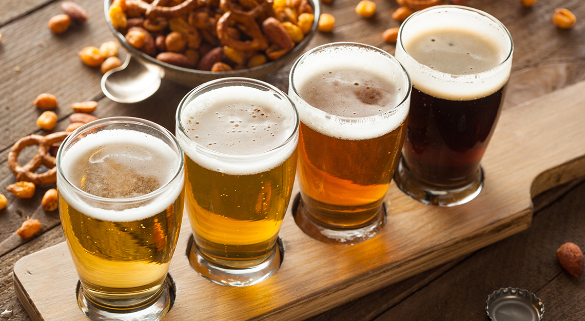 craft beer bars in Singapore