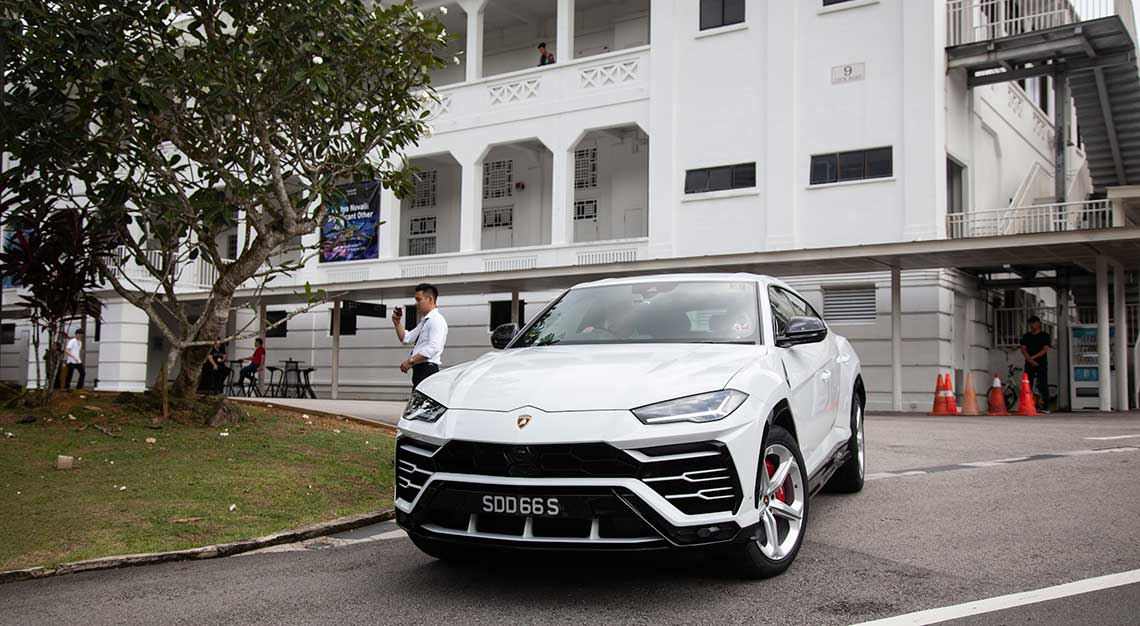 Lamborghini Urus, Robb Report Ultimate Drives 2019