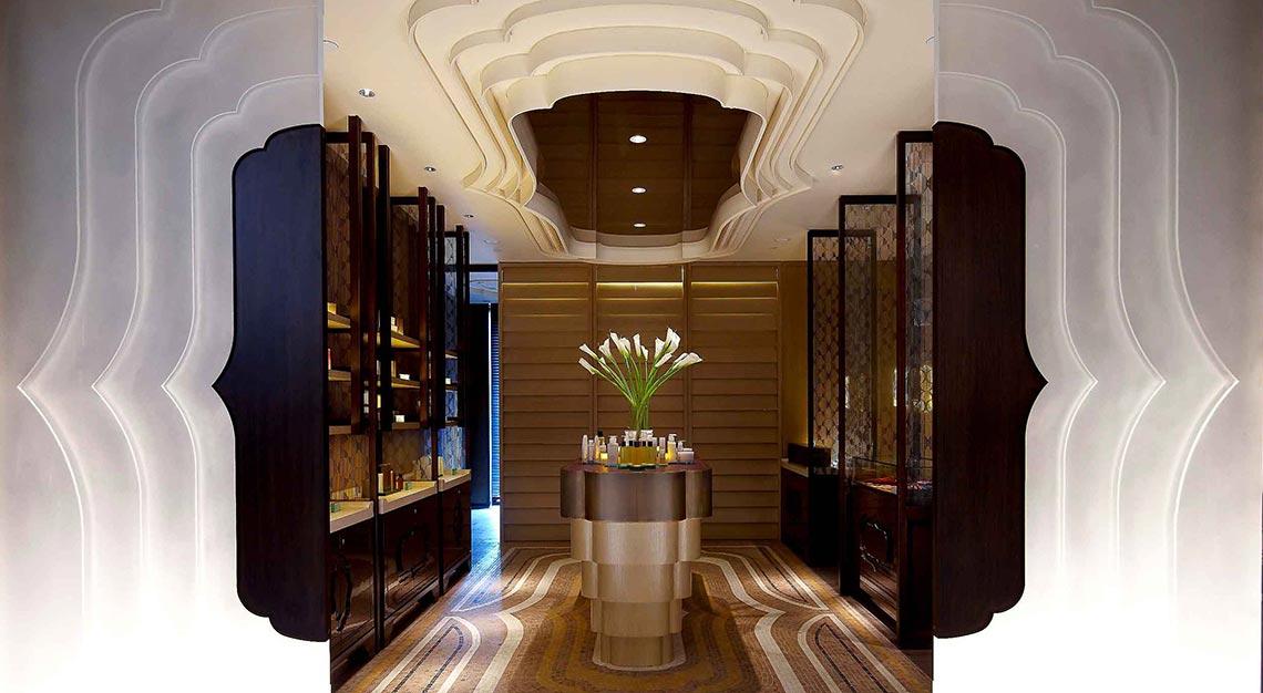 The Spa, Mandarin Oriental Singapore