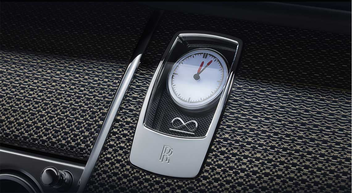 Best dashboard clocks - Rolls-Royce