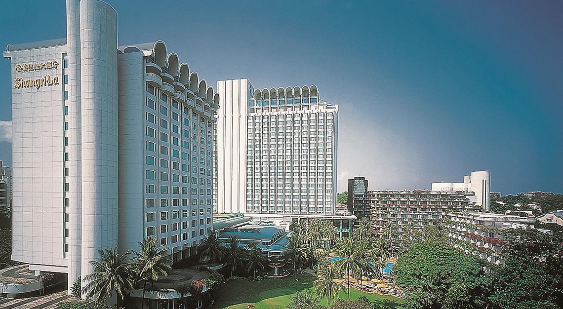 The Shangri-La Singapore