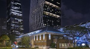 NCO Club JW Marriott