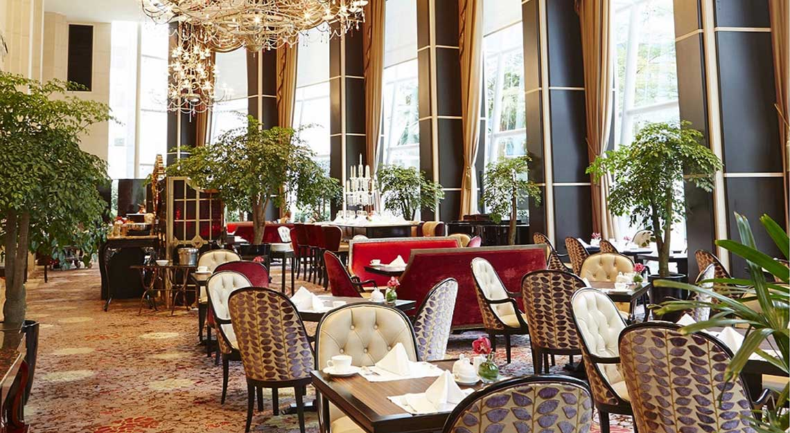 Best restaurants to propose in Singapore, Brasserie Les Saveurs, St Regis Singapore