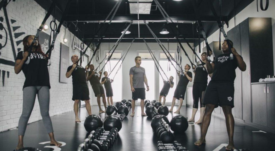 Ritual Gym Workout Session
