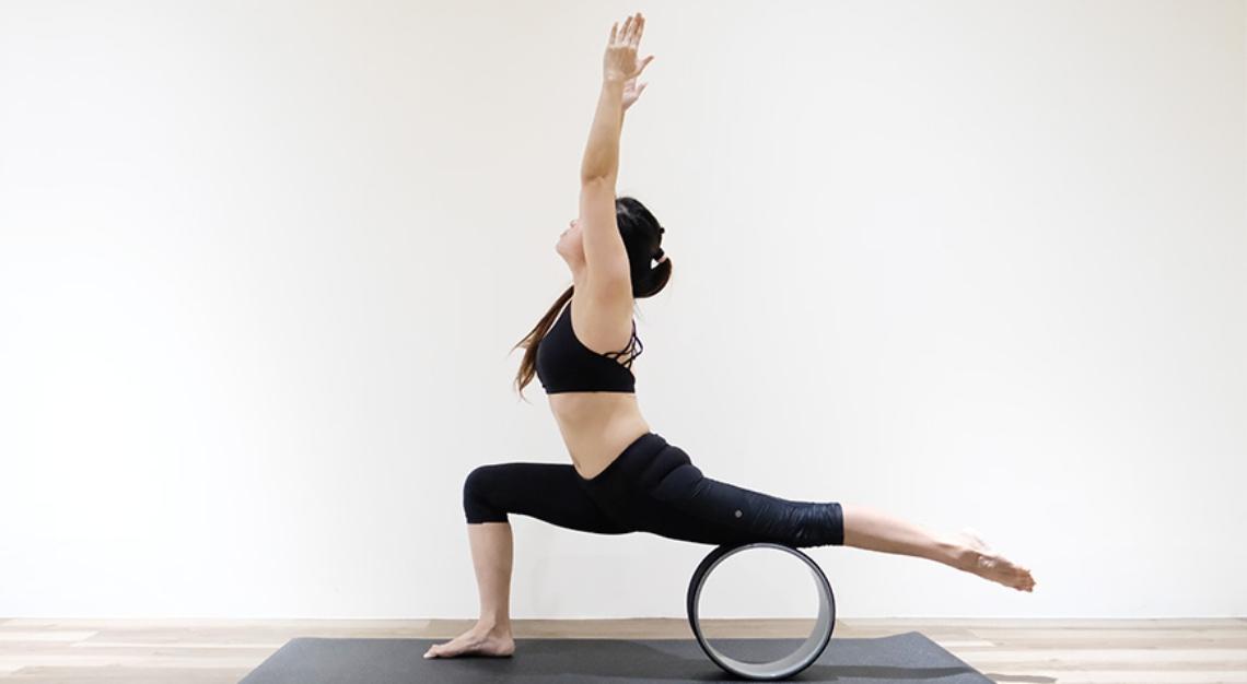 Hale Yoga Wheel Vinyasa Class