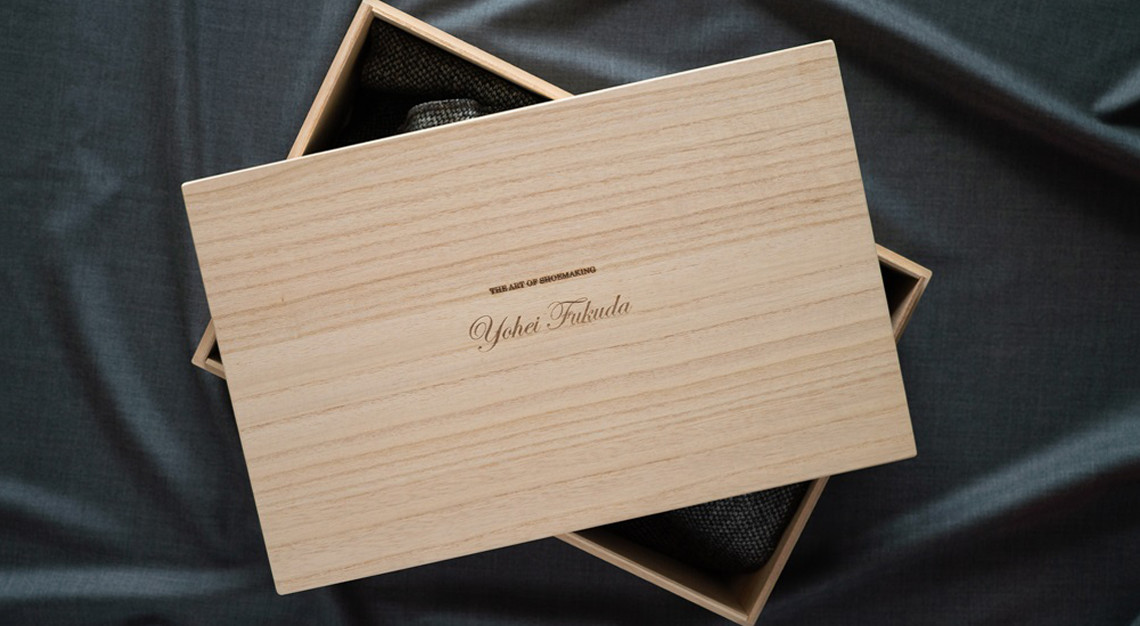Bespoke shoes - Yohei Fukuda