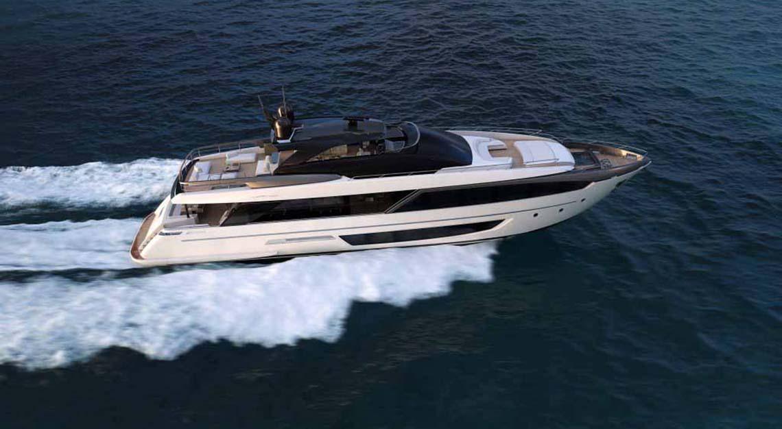 Hong Seh Marine - Riva 110' Dolcevita