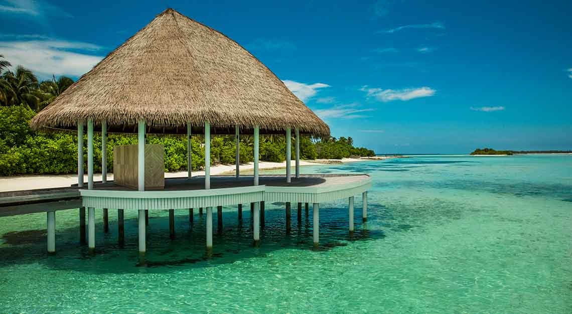 Como Maalifushi, The Maldives