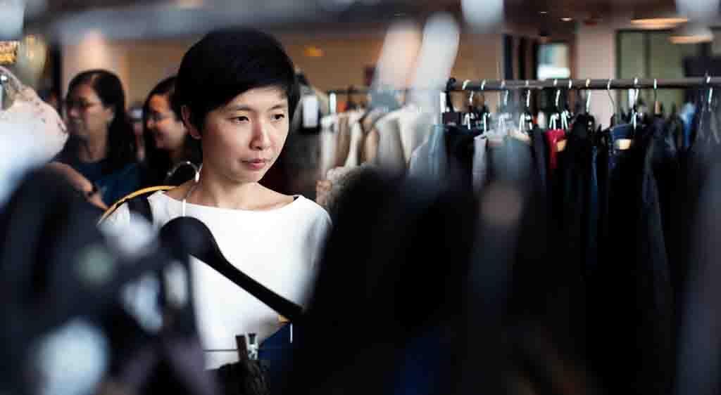 IMV Charity Fashion Market