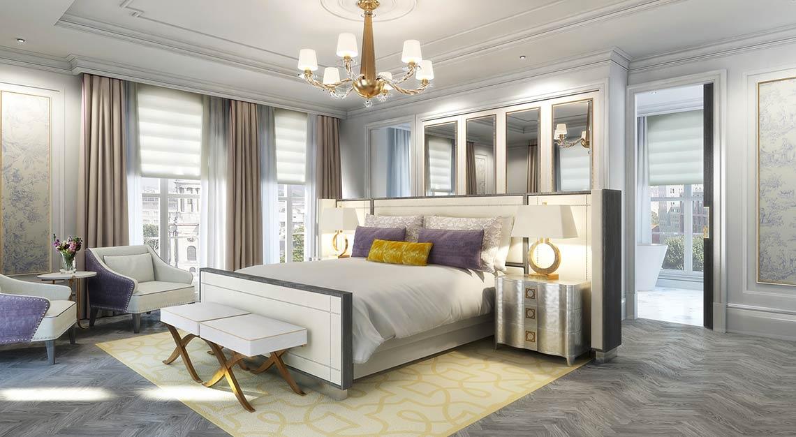 Presidential Suites in London - The Langham, London