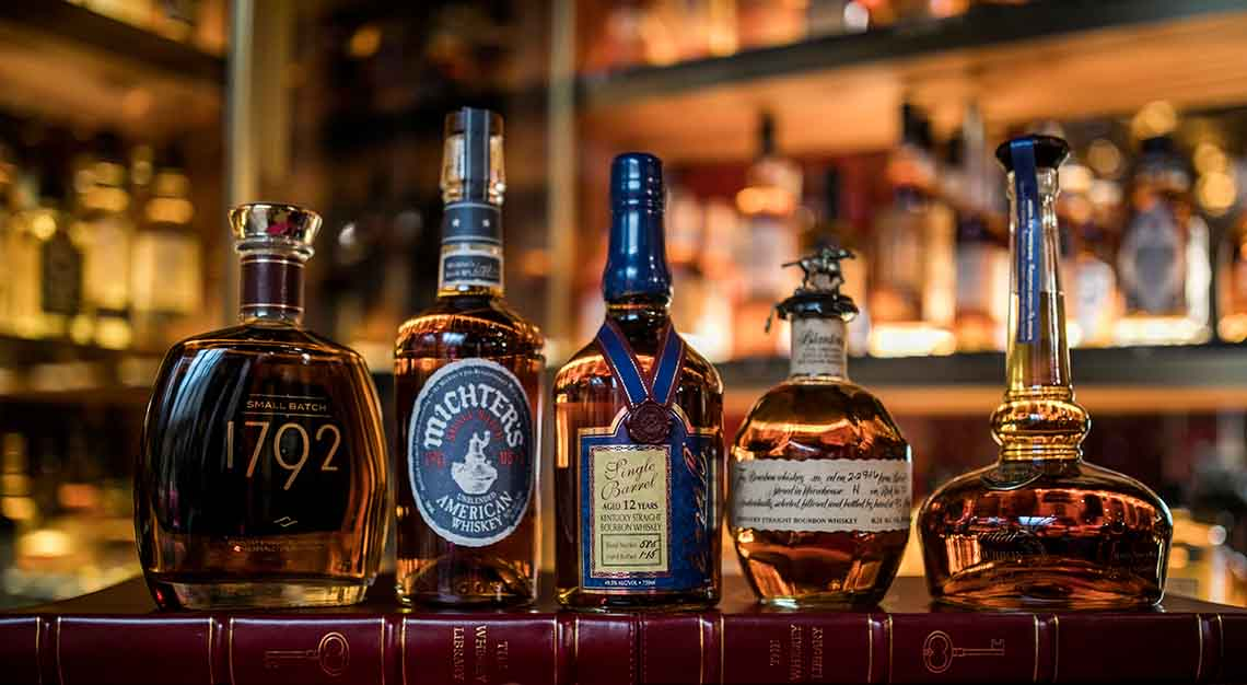 The Vagabond Club - The Whiskey Library
