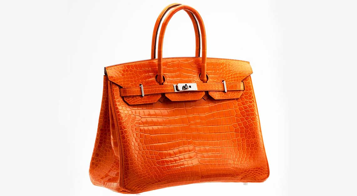 Iconic luxury handbags - Birkin - Hermes