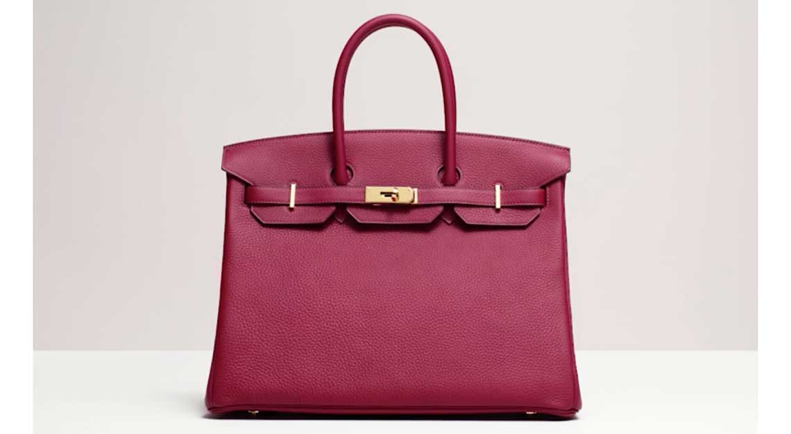 Iconic luxury handbags - Birkin - Hermes