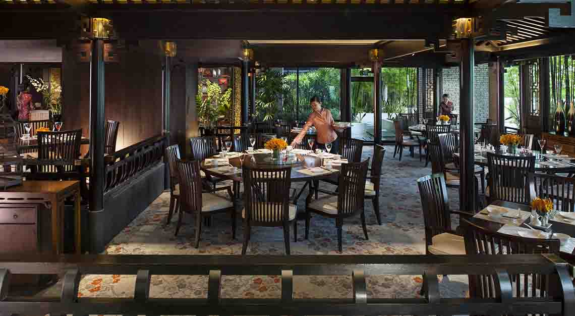 Cherry Garden, Mandarin Oriental, Singapore