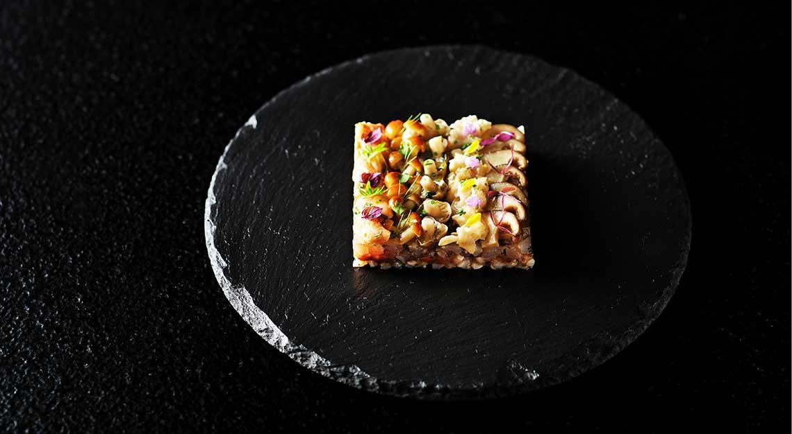 Chiyoda - Horse Mackerel Tartare