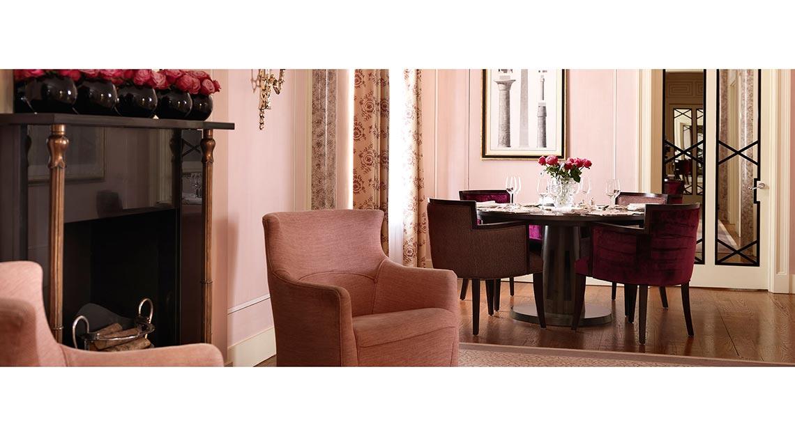 Presidential Suites in London - Claridge's