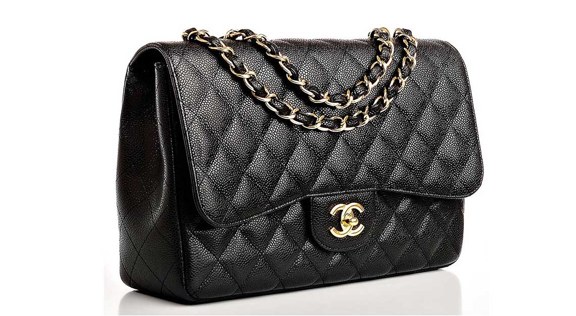 Iconic luxury bags - Classic Flap Bag - Chanel
