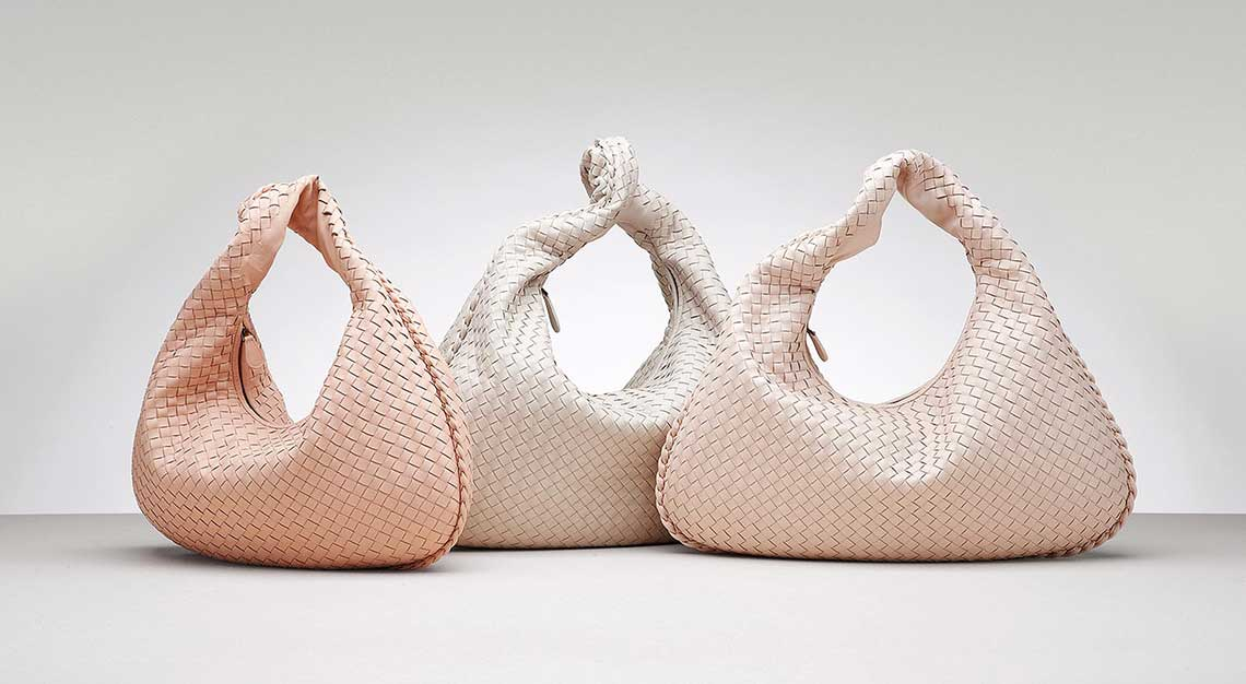 Iconic luxury handbags - Classic Veneta - Bottega Veneta