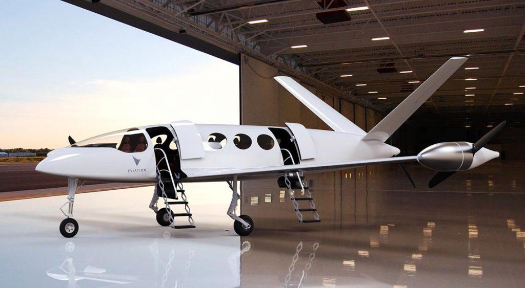 Eviation Aircraft electric plane