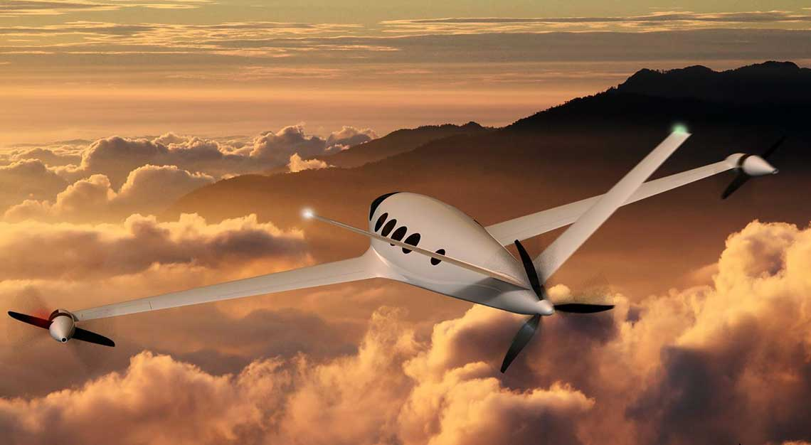 Eviation Alice Electric Plane
