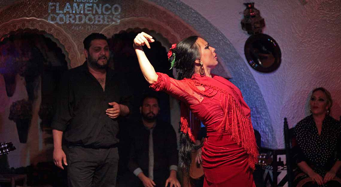 Tablao Flamenco Cordobes, Barcelona