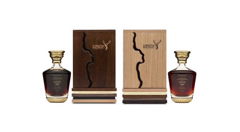 Gordon & MacPhail - Longmorn Box and Decanter