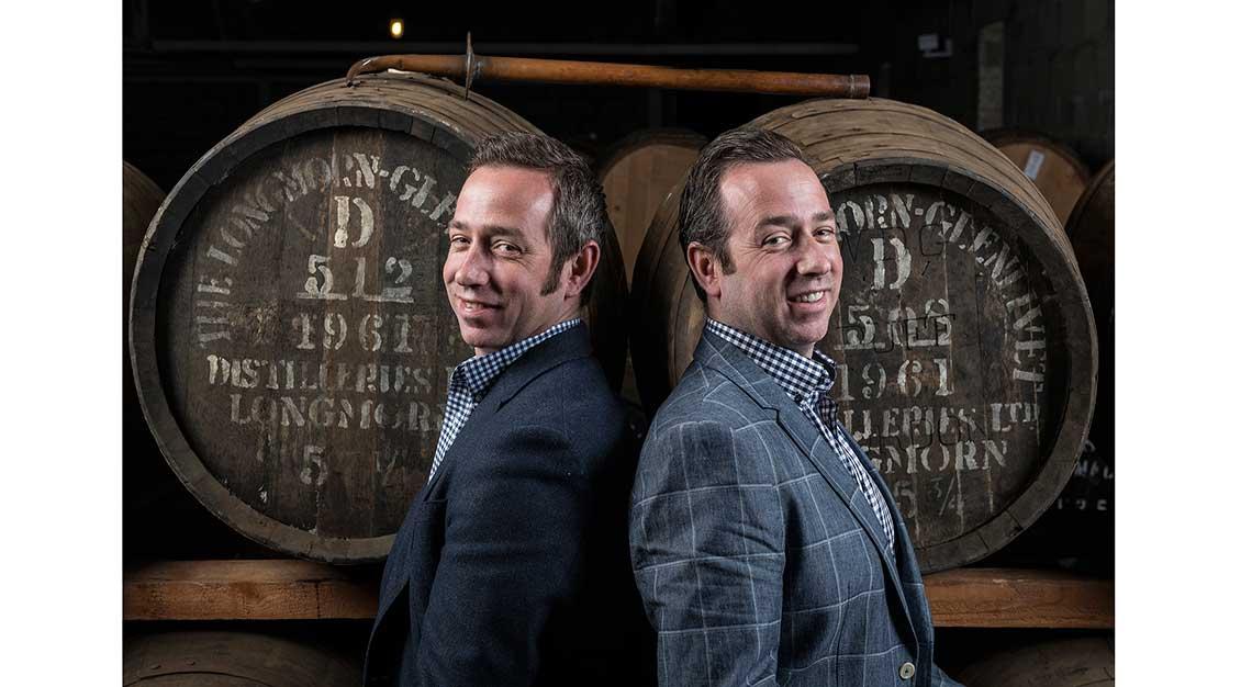 Gordon & MacPhail - Stuart & Richard Urquhart