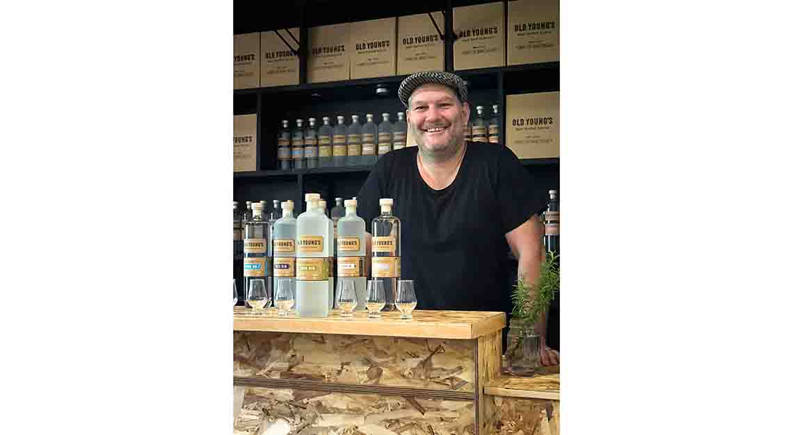 James Young, Master Distiller
