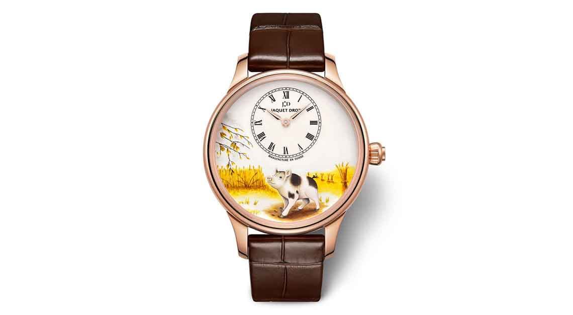 Jaquet Droz Chinese Zodiac Watch