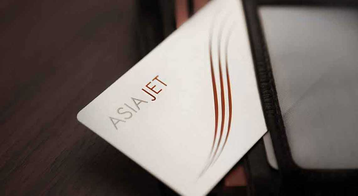 Jet card memberships - Asia Jet Card - Asia Jet