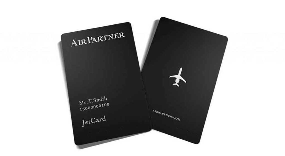 Jet card memberships - JetCard by Air Partner