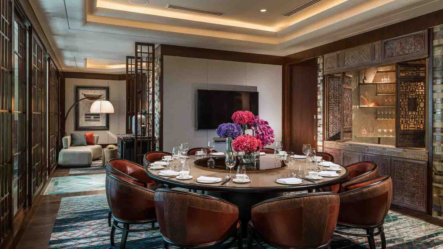 Jiang Nan Chun, Four Seasons Hotel Singapore