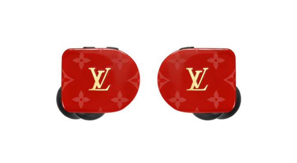 Louis Vuitton Horizon wireless earbuds