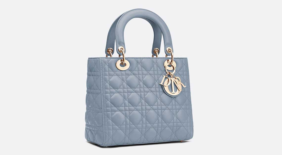 Iconic luxury handbag - Lady Dior - Dior