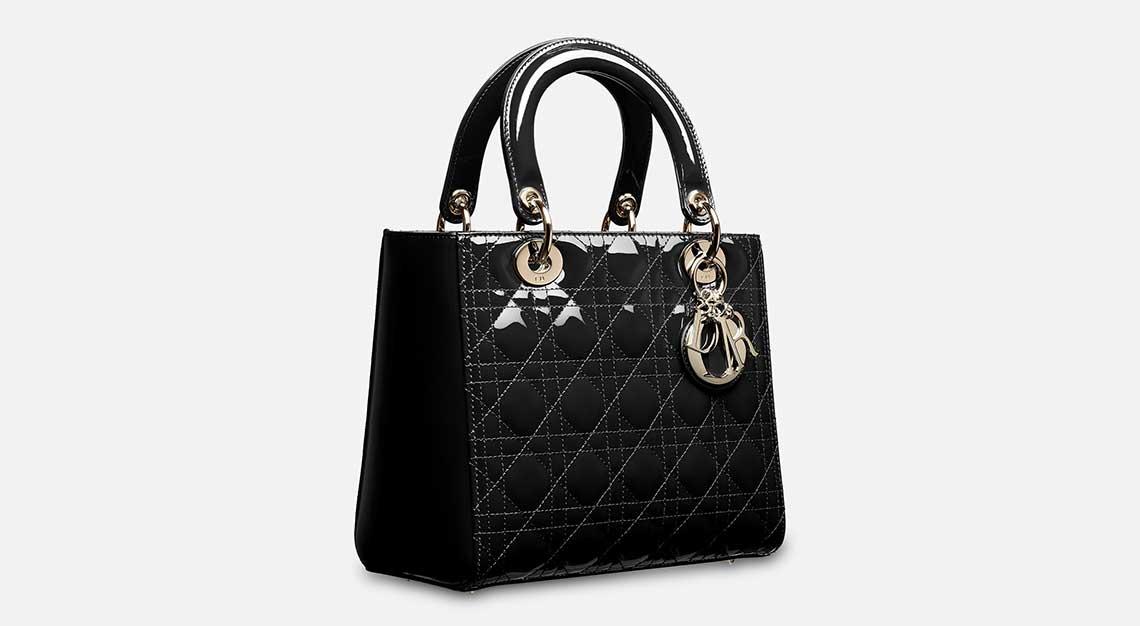 Iconic luxury handbag - Lady Dior - Dior