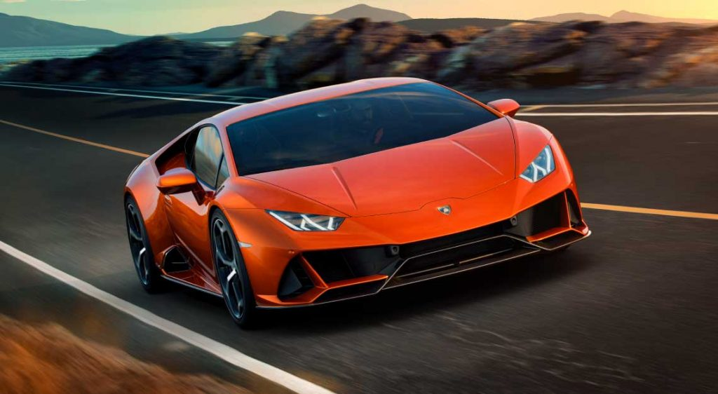 Lamborghini Huracan Evo 3 Things Know About The New Supercar