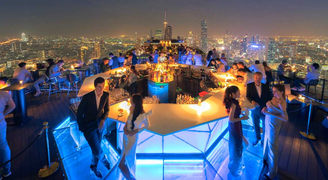 Moon Bar - Banyan Tree Bangkok