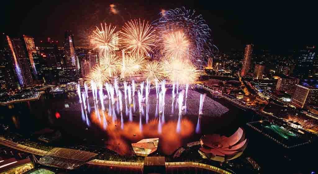 New Year's Eve Parties in Singapore