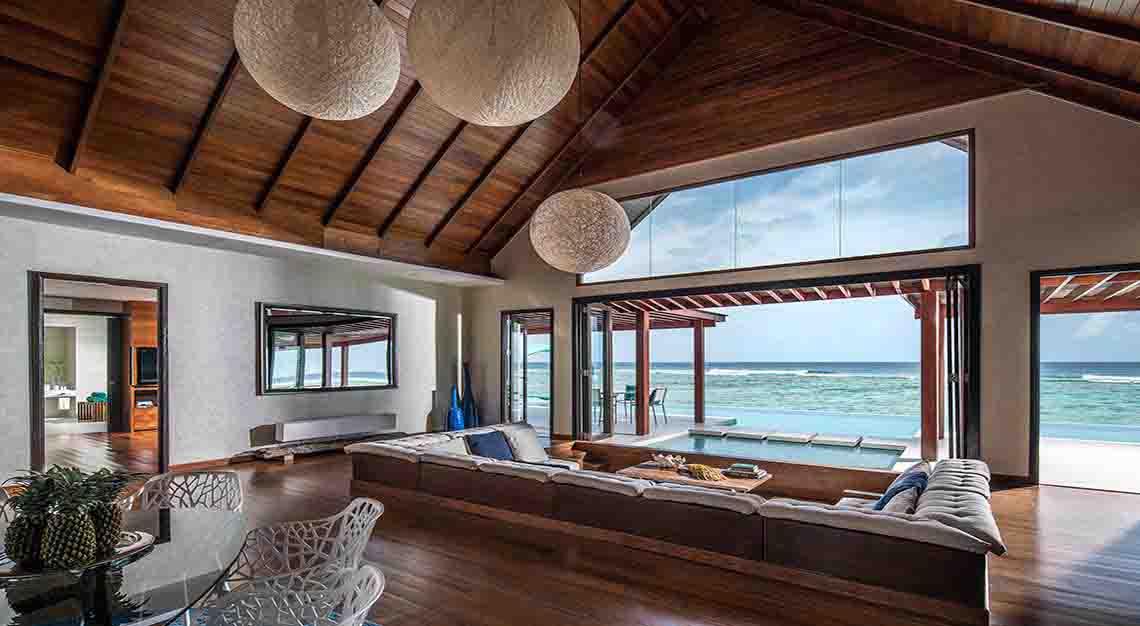 Niyama Maldives - 2 Bedroom Over Water Villa