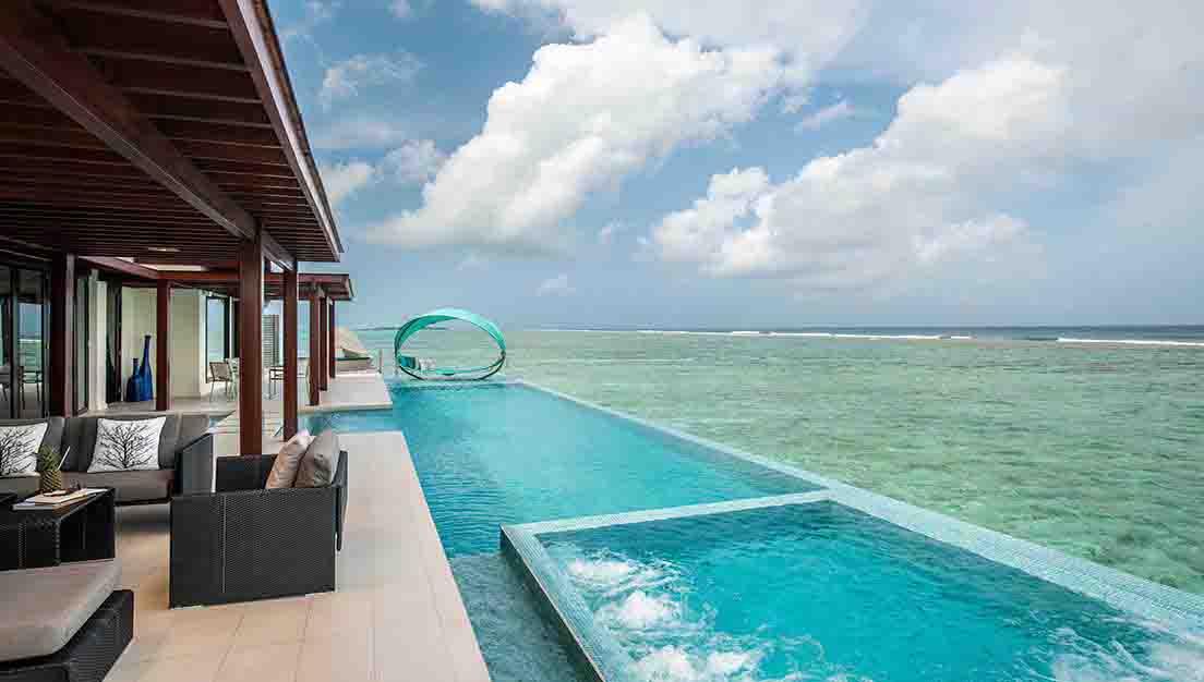 Niyama Maldives - 2-Bedroom Over Water Villa 3