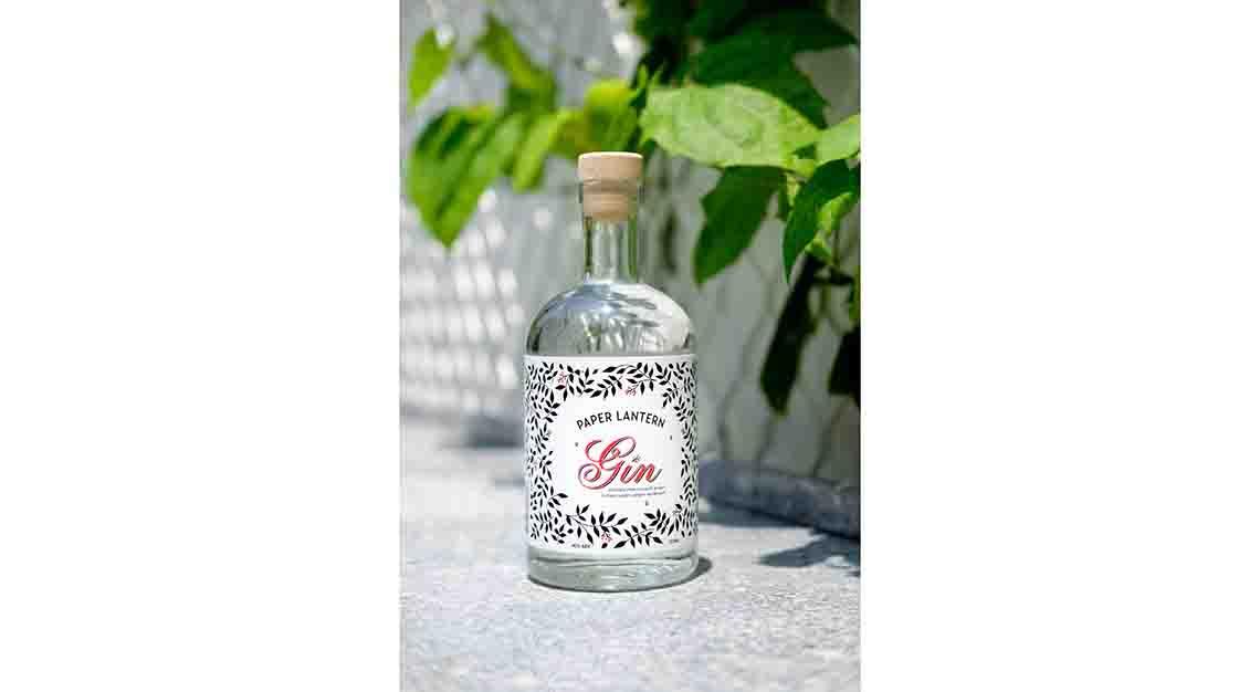 Paper Lantern Sichuan Pepper Gin,