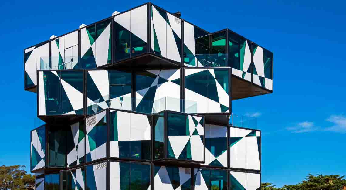 d'Arenberg winery, The Cube