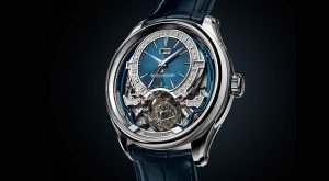 SIHH 2019 Jaeger-LeCoultre Master Grande Tradition Gyrotourbillon Westminster Perpetuel