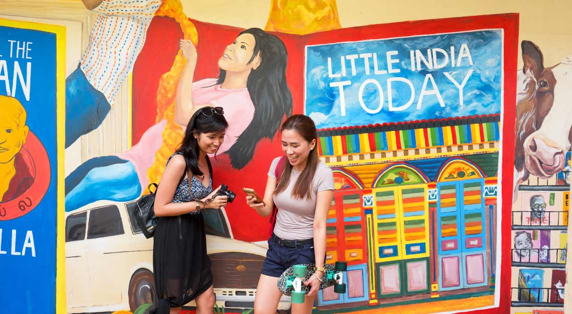 Singapore Art Week 2019 - Little India Art Walk