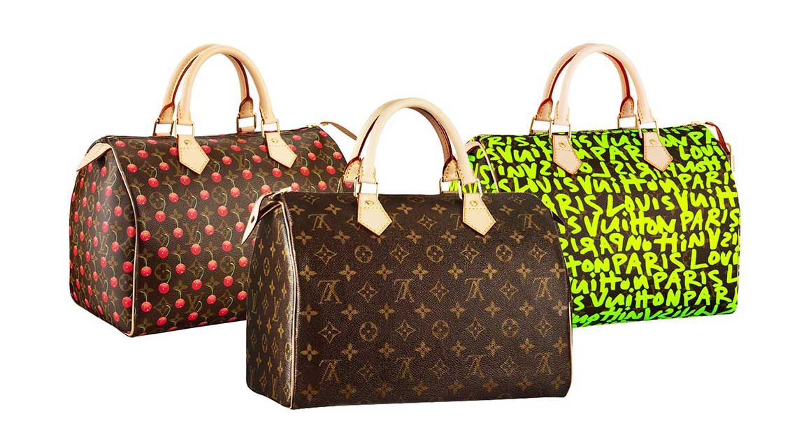 Iconic luxury handbags - Speedy - Louis Vuitton