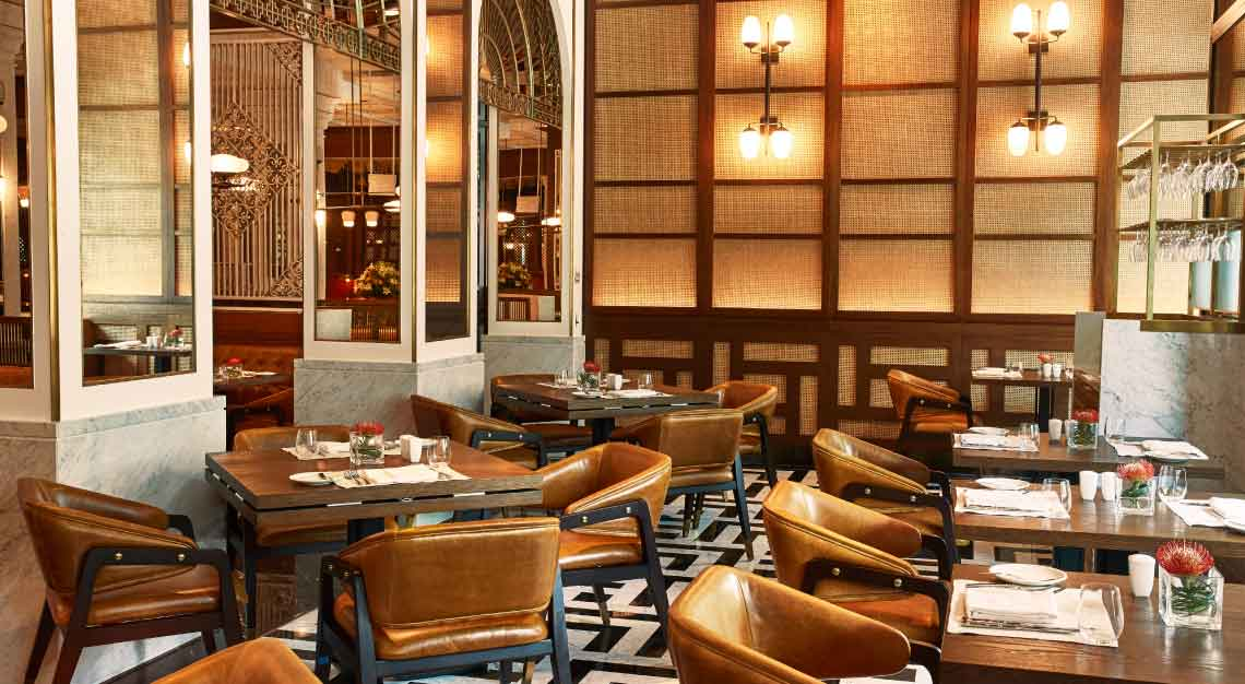 15 Stamford by Alvin Leung review - The Capitol Kempinski Singapore Hotel