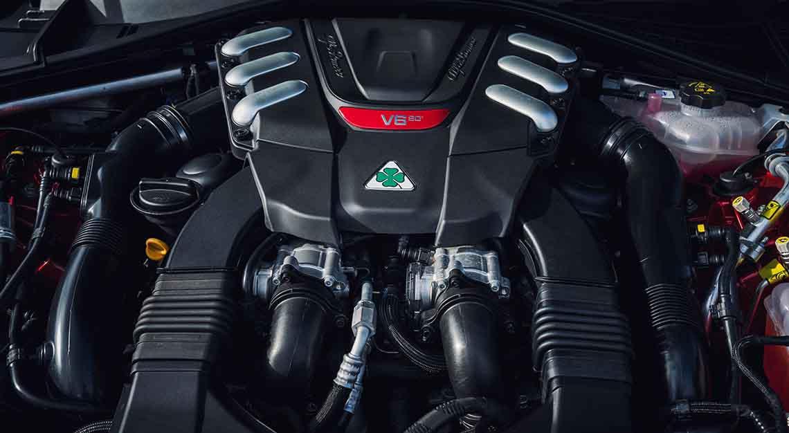 Alfa Romeo Giulia Quadriofoglio