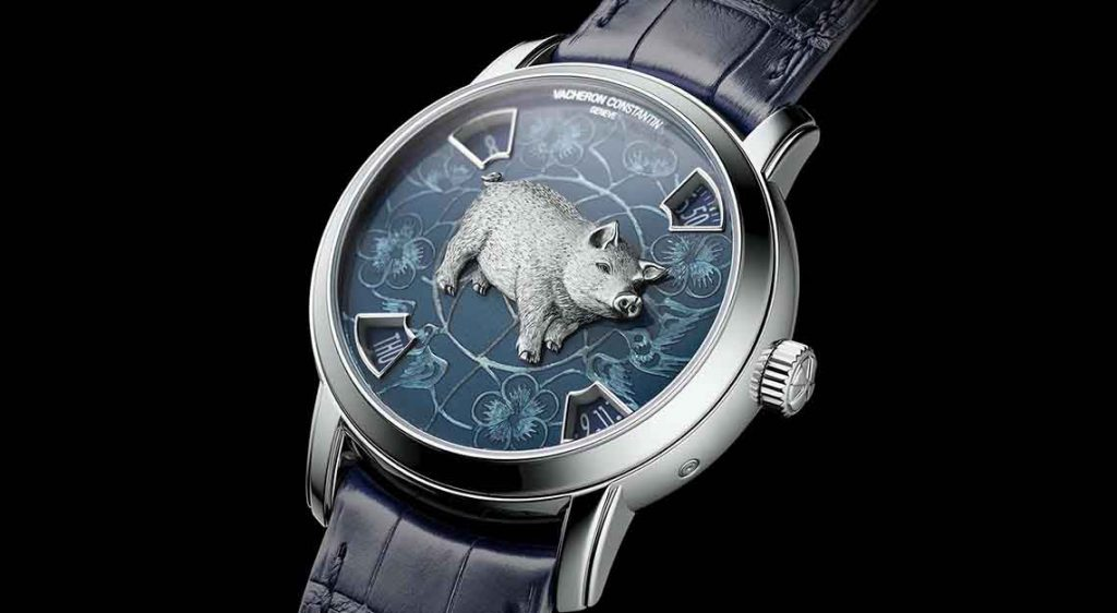 Vacheron Constatin Chinese Zodiac Watches